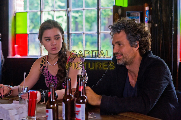 Hailee Steinfeld, Mark Ruffalo  <br /> in Begin Again (2013) <br /> *Filmstill - Editorial Use Only*<br /> CAP/FB<br /> Image supplied by Capital Pictures
