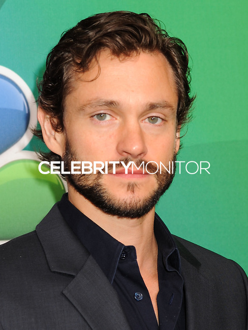 NEW YORK CITY, NY, USA - MAY 12: Hugh Dancy at the 2014 NBC Upfront Presentation held at the Jacob K. Javits Convention Center on May 12, 2014 in New York City, New York, United States. (Photo by Celebrity Monitor)