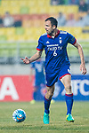 Suwon Defender Matthew Jurman in action during the AFC Champions League 2017 Group G match Between Suwon Samsung Bluewings (KOR) vs Guangzhou Evergrande FC (CHN) at the Suwon World Cup Stadium on 01 March 2017 in Suwon, South Korea. Photo by Victor Fraile / Power Sport Images