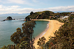 New Zealand, South Island: Beach adjacent to Kaiteriteri along the Abel Tasman National Park coast. Photo copyright Lee Foster. Photo # newzealand124968