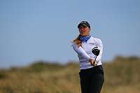 Hazel MacGarvie (SCO) during the final round at the Irish Woman's Open Stroke Play Championship, Co. Louth Golf Club, Louth, Ireland. 12/05/2019.<br /> Picture Fran Caffrey / Golffile.ie<br /> <br /> All photo usage must carry mandatory copyright credit (&copy; Golffile | Fran Caffrey)