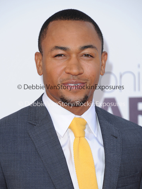 Percy Daggs III attends The Warner Bros. L.A. Premiere of Veronica Mars Movie held at The TCL Chinese Theatre in Hollywood, California on March 12,2014                                                                               © 2014 Hollywood Press Agency