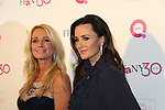"Kim and Kyle Richards - Beverly Hills Housewives at QVC presents ""FFANY SHOES ON SALE"" at Frederick P. Rose Hall, Home of Jazz at Lincoln Center on October 13, 2010 in New York City, New York. (Photo By Sue Coflin/Max Photos)"
