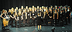Loretto choir Navan performing in the School Stars auditions in the TLT Drogheda. Photo: Colin Bell/pressphotos.ie