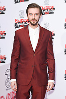 Dan Stevens at the Empire Film Awards 2017 at The Roundhouse, Camden, London, UK. <br /> 19 March  2017<br /> Picture: Steve Vas/Featureflash/SilverHub 0208 004 5359 sales@silverhubmedia.com