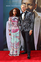 LOS ANGELES - JUN 6:  Tais Araujo, Marcello Coltro at the  AFI Honors Denzel Washington at the Dolby Theater on June 6, 2019 in Los Angeles, CA