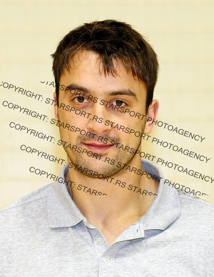 Rukomet.Reprezentacija Srbije.Momir Ilic.Beograd, 16.01.2010..foto: Srdjan Stevanovic/Starsportphoto ©