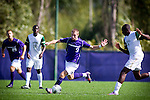 Quinton Beasley - UW mens soccer vs UAB.  Photo by Rob Sumner / Red Box Pictures.