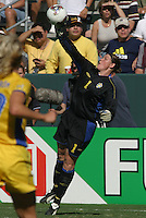 Caroline Joensson, Germany 2-1 over Sweden at the  WWC 2003 Championships.