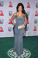 LAS VEGAS, NV - NOVEMBER 15 :  Shirley Piñero pictured at the 2012 Latin Grammys at Mandalay Bay Resort on November 15, 2012 in Las Vegas, Nevada.  Credit: Kabik/Starlitepics/MediaPunch Inc. /NortePhoto