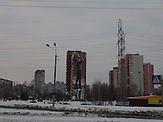 In Kiew wird mit Wandmalerein versucht die schwierige Lage darzustellen und Hoffnung auf eine bessere Zukunft zu vermitteln.