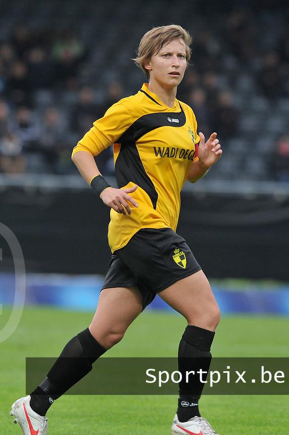 Bekerfinale 2012 : WD Lierse SK - Standard Femina :..foto David Catry / Joke Vuylsteke / Vrouwenteam.be