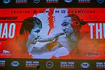 Boxing MGM Pacquiao vs Thurman Presser