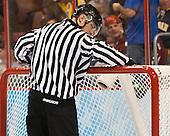 Bob Bernard - The University of Minnesota Golden Gophers defeated the University of North Dakota 2-1 on Thursday, April 10, 2014, at the Wells Fargo Center in Philadelphia to advance to the Frozen Four final.
