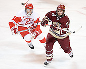 Kenny Roche, Anthony Aiello - The Boston College Eagles defeated the Boston University Terriers 5-0 on Saturday, March 25, 2006, in the Northeast Regional Final at the DCU Center in Worcester, MA.