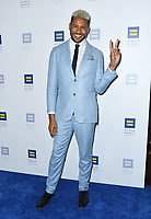 10 March 2018 - Los Angeles, California - Jeffrey Bowyer-Chapman. The Human Rights Campaign 2018 Los Angeles Dinner held at JW Marriott LA Live.  <br /> CAP/ADM/BT<br /> &copy;BT/ADM/Capital Pictures