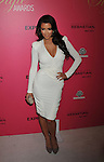 WESTWOOD, CA. - October 11: Kim Kardashian arrives at the 6th Annual Hollywood Style Awards at the Armand Hammer Museum on October 11, 2009 in Los Angeles, California.