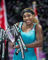 2014 BNP Paribas WTA Finals