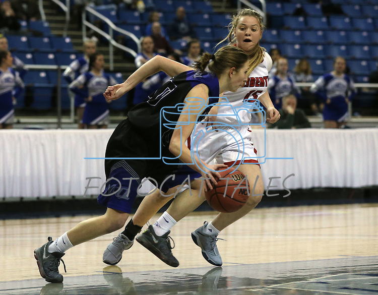 Images from the NIAA state basketball tournament in Reno, Nev., on Wednesday, Feb. 21, 2018. Cathleen Allison/Las Vegas Review-Journal