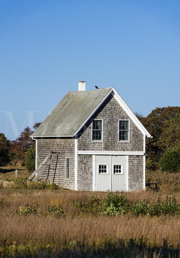 Quaint cottage on Chappaquiddick Island, Martha's Vineyard, Massachusetts, USA