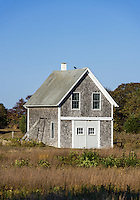 Quaint cottage on Chappaquiddick Island, Martha's Vineyard, Massachusetts, USA