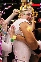 "Bill Simmons aka ""El Wingador"" is crowned the champion at the 13th annual Wing Bowl, held in Philadelphia on February 4, 2005 at the Wachovia Center.<br /> <br /> The Wing Bowl is a competitive eating event in which eaters try and down the most hot wings in 30 total minutes in front of a crowd of 10,000 plus people.  The real show however is all around the eaters, from the various scantily clad women, known as ""Wingettes"", that make up competitors' entourages to the behavior of the fans themselves."