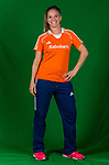AMSTELVEEN- HOCKEY -   lid van de trainingsgroep van het Nederlands dames hockeyteam. COPYRIGHT KOEN SUYK