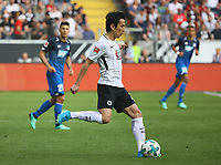 Makoto Hasebe (Eintracht Frankfurt) - 08.04.2018: Eintracht Frankfurt vs. TSG 1899 Hoffenheim, Commerzbank Arena