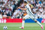 Carlos Henrique Casemiro of Real Madrid in action during their 2016-17 UEFA Champions League Semifinals 1st leg match between Real Madrid and Atletico de Madrid at the Estadio Santiago Bernabeu on 02 May 2017 in Madrid, Spain. Photo by Diego Gonzalez Souto / Power Sport Images