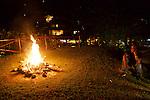 Raymond, Bonfire At Altos De Caño Honda