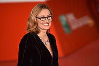 Nicoletta Mantovani <br /> Pavarotti Red Carpet<br /> Roma 18/10/2019 Auditorium Parco della Musica <br /> Rome Film festival <br /> Photo Andrea Staccioli / Insidefoto