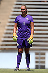 21 August 2016: Central Florida's Vera Varis (FIN). The Duke University Blue Devils played the University of Central Florida Knights in a 2016 NCAA Division I Women's Soccer match. Duke won the game 3-1.