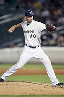 Greg Burke - Tucson Padres - 2011 Pacific Coast League (Bill Mitchell)