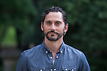 Spanish actor and film director Paco Leon poses during `Kiki´ film production in Madrid, Spain. August 31, 2015. (ALTERPHOTOS/Victor Blanco)