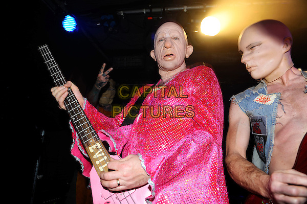 LONDON, ENGLAND - NOVEMBER 28: Evil Blizzard performing at Camden Barfly on November 28, 2015 in London, England.<br /> CAP/MAR<br /> &copy; Martin Harris/Capital Pictures