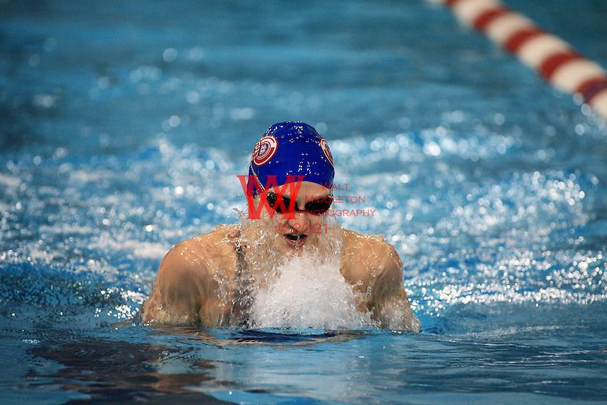 NCAA D3 Swimming & Diving Preliminaries 03-15-08