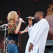 Jul 02, 2005: DIDO - Live 8 Hyde Park London UK