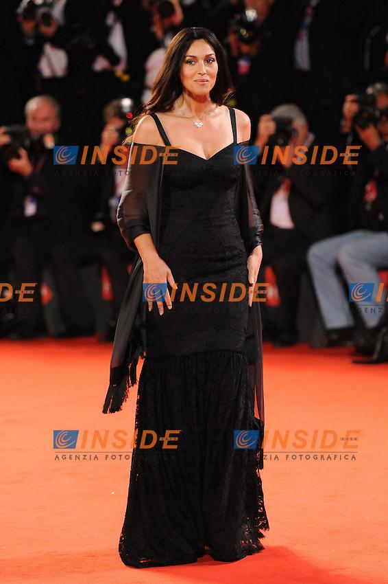 Monica BELLUCCI.venezia 02-09-2011.68.mostra del cinema.foto insidefoto massimo oliva