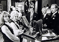 BNPS.co.uk (01202 558833)<br /> Pic:  SAS/BNPS<br /> <br /> John with the rest of the Are You Being Served cast.<br /> <br /> Not Free! - 'King of Camp' John Inman's archive to be auctioned.<br /> <br /> Possessions from the estate of the late TV star John Inman have emerged for sale.<br /> <br /> The actor graced the small screen in the hit BBC comedy 'Are You Being Served' for 13 years from 1972 to 1985.<br /> <br /> The auction includes mementos from the sitcom which attracted 22 million viewers at its peak and spawned a film.