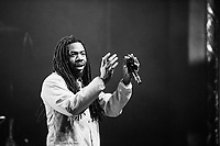 DRAM<br />  open for Chance the Rapper in concert at the Olympia - Montreal, October 21,2015<br /> <br /> PHOTO :  Philippe Manh Nguyen<br />  - Agence Quebec Presse