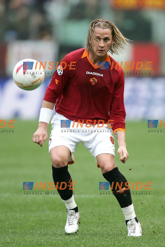 Philippe Mexes (Roma)<br /> Italian &quot;Serie A&quot; 2006-07<br /> 25 Feb 2007 (Match Day 25)<br /> Roma-Reggina (3-0)<br /> &quot;Olimpico&quot;-Stadium-Roma-Italy<br /> Photographer: Andrea Staccioli INSIDE