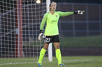 Piscataway, NJ - Saturday July 09, 2016: Caroline Casey during a regular season National Women's Soccer League (NWSL) match between Sky Blue FC and the Houston Dash at Yurcak Field.