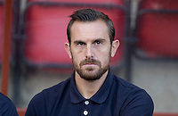 Paul Hayes of Wycombe Wanderers during the Sky Bet League 2 match between Leyton Orient and Wycombe Wanderers at the Matchroom Stadium, London, England on 19 September 2015. Photo by Andy Rowland.