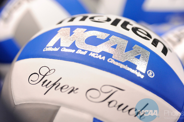 22 NOV 2008:  The University of La Verne plays against Emory University during Division III Women's Volleyball Championship held at the Shirk Center on the campus of Illinois Wesleyan University in Bloomington, IL.  Emory defeated La Verne 3-1 for the national title. Brett Wilhelm/NCAA Photos