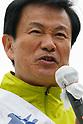 Chiba Governor Morita runs for third term