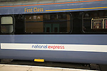 National Express First Class train carriage