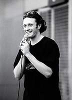 Montreal (QC) CANADA file photo - stephane Fallu at 1996 festival juste pour rire