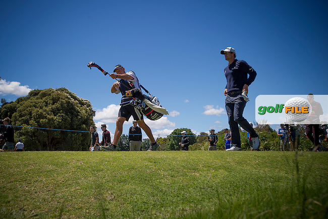 Adam Scott on his way to winning the 2012 Australian Masters at Kingston Heath in Melbourne (Photo: Anthony Powter) www.golffile.ie