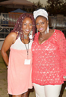 LOS ANGELES, CA -JULY 23: Singers Gramma Funk and Jane Eugene attend the 1st Annual Los Angeles Soul Music Festival at the Autry in Griffith Park on July 23, 2016 in Los  Angeles, California. Credit: Koi Sojer/Snap'N U Photos/MediaPunch