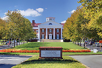 The Darden School of Business located at the University of Virginia in Charlottesville, VA.  Photo/Andrew Shurtleff